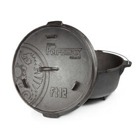 Petromax Feuertopf ft 12 zwart